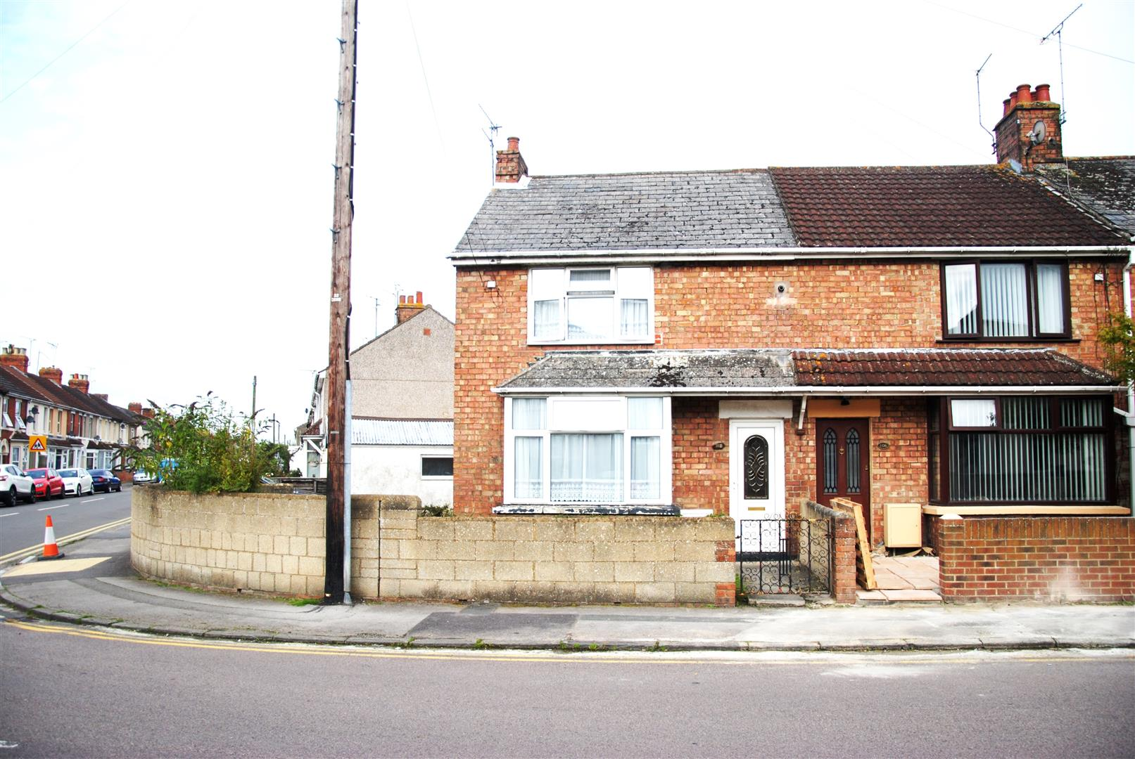 2 Bedrooms End Of Terrace House for sale in Morrison Street, Rodbourne, Swindon